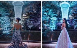 """Dân mạng """"bóc mẽ"""" loạt ảnh Mina Phạm - vợ 2 của Minh Nhựa dùng photoshop ghép mình vào toàn những nơi sang chảnh"""