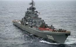 """""""Khủng long"""" của hải quân Nga trở lại với dàn vũ khí kinh người"""