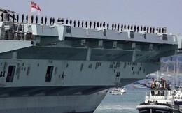 Anh lên kế hoạch quân sự táo bạo ở Biển Đông, Trung Quốc bực bội