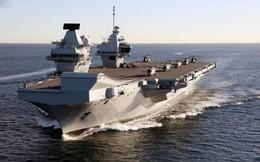 """Trung Quốc cảnh báo Anh đưa tàu sân bay tới Biển Đông là """"hành động thù địch"""""""