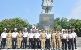 Hải quân Việt Nam và Philippines giao lưu tại đảo Song Tử Tây