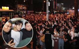 """Hàng nghìn fan """"bóp nghẹt"""" sự kiện hội tụ Ji Chang Wook và dàn sao hot tại TP.HCM, BTC thông báo huỷ phút chót vì an toàn"""