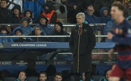 Messi là hối tiếc lớn nhất trong sự nghiệp cầm quân của Arsene Wenger