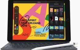 Apple ra mắt iPad 10.2 inch mới, thay thế cho dòng iPad 9.7 inch, giữ nguyên giá 329 USD