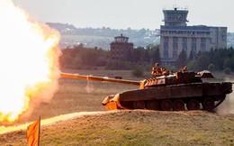 """Nga đưa 10 """"chiến tăng bay"""" T-80 đến hạm đội Thái Bình Dương"""