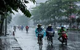 Các khu vực trên cả nước đều có mưa dông, cảnh báo lốc, sét