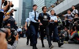 Chuyện nữ cảnh sát Hồng Kông cởi áo từ nhiệm vì không muốn trấn áp biểu tình