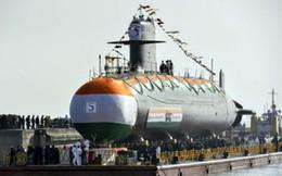 Ấn Độ chuẩn bị tiếp nhận tàu ngầm lớp Scorpene thứ hai