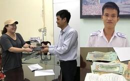 Tài xế Việt lên báo Hàn vì nhặt được ví và trả lại gần 45 triệu đồng