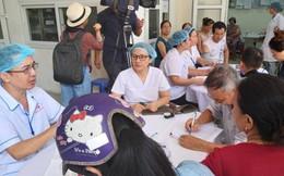 843 người dân khu vực vụ cháy Rạng Đông chuyển xét nghiệm sâu về thuỷ ngân
