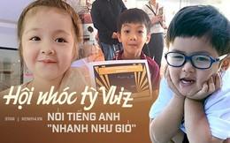 """Những nhóc tỳ Vbiz nói tiếng Anh """"như gió"""": Con trai Đan Trường 2 tuổi biết 4 thứ tiếng, Subeo đỉnh đến mức mẹ ngỡ ngàng"""