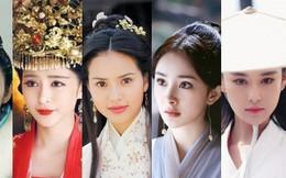 """5 mỹ nhân """"đệ nhất thiên hạ"""" trên màn ảnh Hoa ngữ: """"Thượng thần"""" Dương Mịch bít cửa trước """"cô cô"""" Lý Nhược Đồng"""