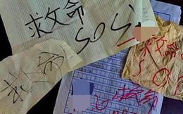 Phát hiện loạt mẩu giấy kêu cứu thảm thiết ở sân chung cư, cô gái sợ hãi báo cảnh sát để rồi 'ngã ngửa' khi biết chân tướng sự thật