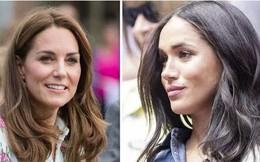 Chuẩn bị chính thức ra mắt bộ sưu tập thời trang mới, kết thúc nghỉ thai sản, Meghan Markle đã bị nói 'bắt chước' chị dâu Kate ở điểm này