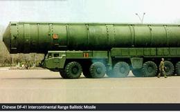 Trung Quốc trong cuộc đua hạt nhân với Nga và Mỹ