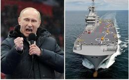 """Cơ hội """"ngàn vàng"""": Nga lẽ ra đã như """"hổ mọc thêm cánh"""" nếu không vuột mất cơ hội mua 2 tàu sân bay từ NATO?"""