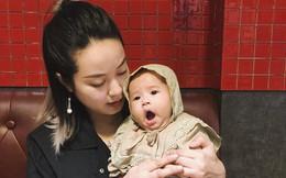 Hot girl Mi Vân đón tuổi 31 bên gia đình, con gái xinh lắm nhưng nhiều người lại bất ngờ với diện mạo sau sinh của mẹ