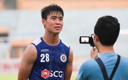 Duy Mạnh: Rất đáng buồn nếu Hà Nội FC nâng cúp ở sân không khán giả