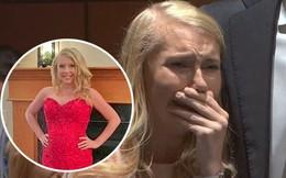 Hot girl xinh đẹp bị nghi giết con mới đẻ rồi thiêu xác phi tang bật khóc khi nghe phán quyết cuối cùng của tòa án