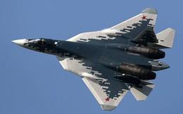 Chiến đấu cơ Su-57 và Su-35S: Cặp 'song sát' của Không quân Nga