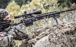 Sức mạnh súng bắn tỉa T-5000 có khả năng diệt mục tiêu xa 2 km