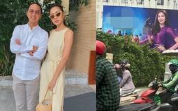 Louis phấn khích khi thấy vợ trên quảng cáo, Hà Tăng có phản ứng gây chú ý sau dòng chia sẻ đầy tâm trạng