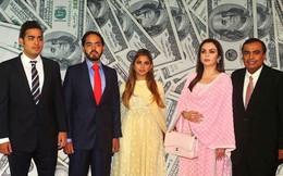 5 gia tộc giàu có nhất Châu Á nhiều tiền đến mức nào?