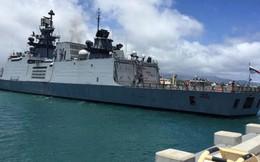 Ấn Độ và Malaysia tiến hành cuộc tập trận hải quân chung