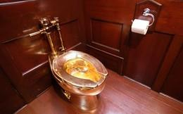 Bồn cầu dát vàng triệu đô tại Cung điện Blenheim (Anh) bị đánh cắp