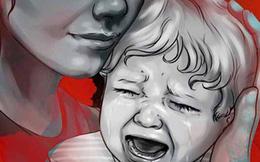 5 tác hại đến trẻ khi cha mẹ thường xuyên cãi nhau