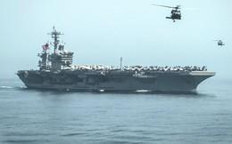 Iran tuyên bố mọi căn cứ quân sự, tàu sân bay Mỹ đều nằm trong tầm ngắm tên lửa