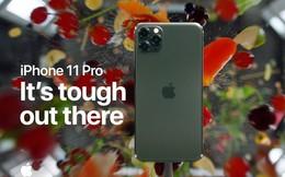 Muốn biết iPhone 11 Pro bền đến mức nào, cứ xem đoạn video này sẽ rõ
