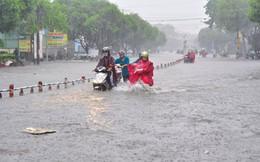 Áp thấp xuất hiện trên biển, Tây Nguyên và Nam Bộ tiếp tục mưa lớn