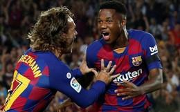 """""""Dòng máu mới"""" chảy tràn ở Barcelona"""