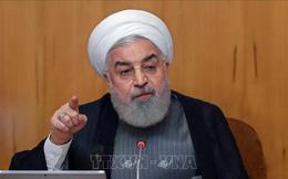 Tổng thống Iran: Chính sách của Mỹ gây ra mọi vấn đề trong khu vực