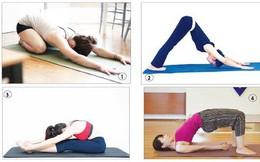 Tư thế yoga trị đau nửa đầu hiệu quả