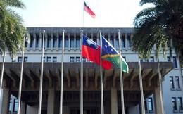 Đài Loan mất thêm một đồng minh về Trung Quốc