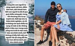Động thái của Tăng Thanh Hà giữa tin đồn hôn nhân rạn nứt