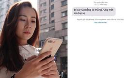 Đặt xe ôm công nghệ, khách bị tài xế hủy chuyến bất ngờ còn nhắn tin miệt thị: 'thằng 70kg vừa mệt mà hại xe' khiến dân mạng bức xúc