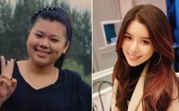 Giảm 'shock' 36kg, cô gái từng mắc hội chứng sợ soi gương hóa nữ thần MXH