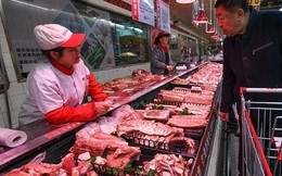 Trung Quốc xả 10.000 tấn thịt lợn dự trữ, bán đấu giá để đối phó với khủng hoảng