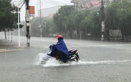 Nhiều nơi có mưa, khả năng xảy ra lốc, sét và gió giật mạnh