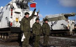 """Hệ thống tên lửa phòng không Tor: """"Rồng lửa"""" uy lực của Quân đội Nga"""