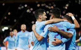 """Thắng đậm Shakhtar Donetsk, HLV Guardiola đưa học trò lên """"mây xanh"""""""
