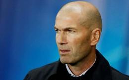 HLV Zidane nói gì khi 'kền kền' thua trắng ở Paris?