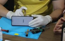 Tháo tung iPhone 11 Pro Max tại Việt Nam dù chưa mở bán
