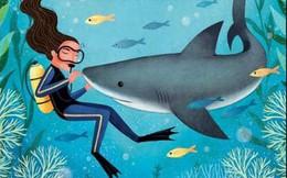 3 phẩm chất khiến bạn trở thành cá mập của đại dương: Hoặc là xây dựng cái uy, hoặc là cả đời khúm núm!