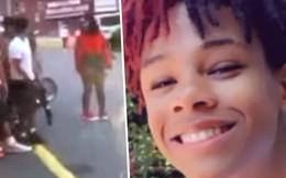 Cậu bé 16 tuổi bị đâm chết trong khi 50 thanh thiếu niên khác chỉ đứng quay phim, chụp hình