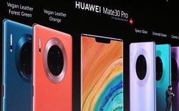 Huawei Mate 30 và Mate 30 Pro ra mắt: Màn hình 'chân trời', slow-motion 7680fps, loại bỏ nút vật lý, không có dịch vụ Google