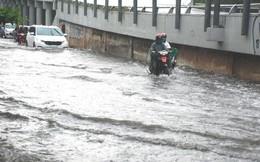 Vì sao lùi ngày khởi công dự án chống ngập đường Nguyễn Hữu Cảnh?